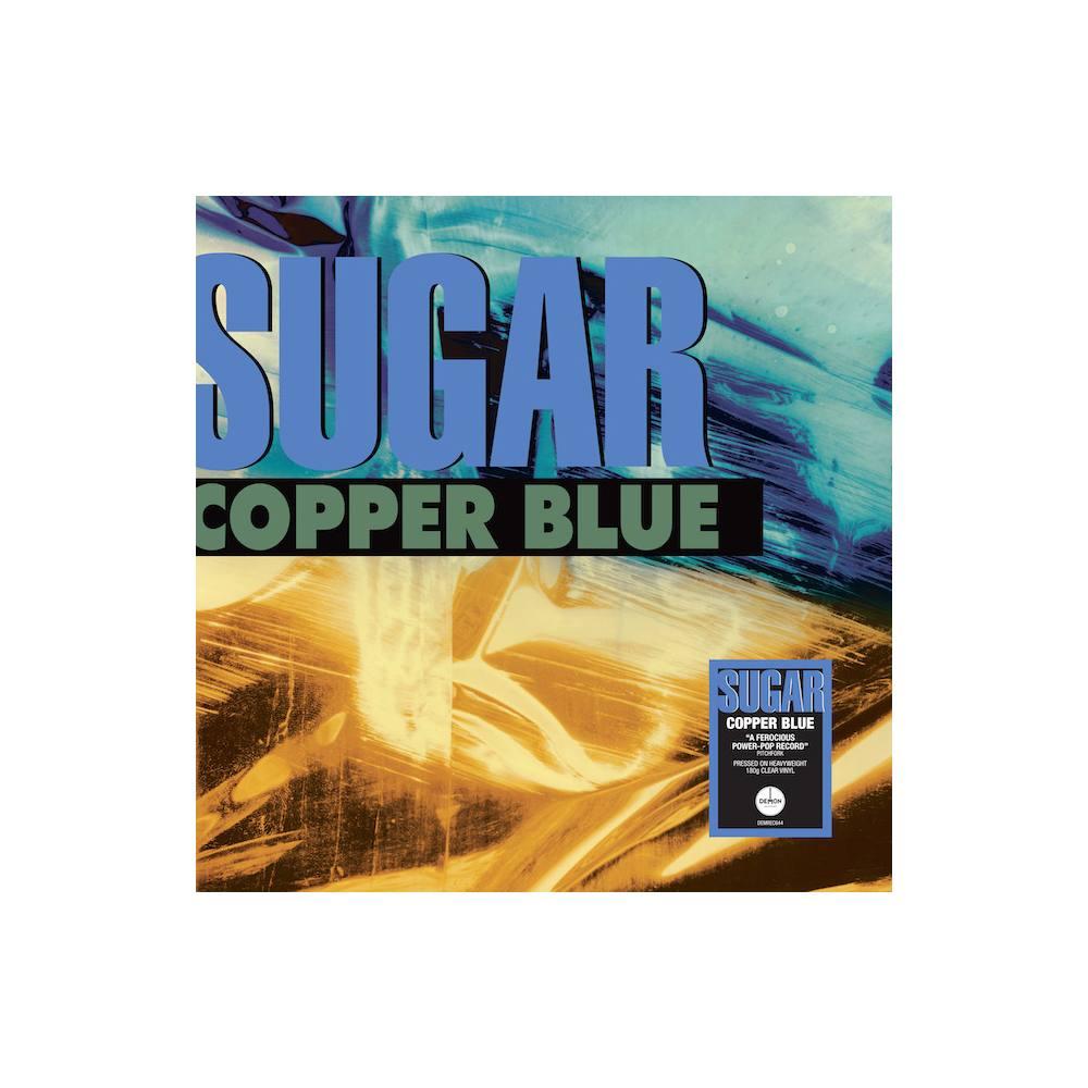 Sugar Copper Blue Clear Vinyl Lp Dirty Noise Record
